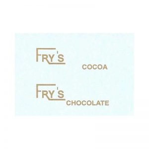 Dinky 28 280 Series Vans or Code 3 Frys Cocoa