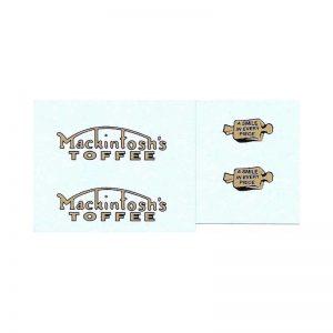 Dinky 28 280 Series Vans or Code 3 MACKINTOSHS TOFFEE