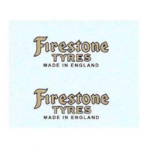 Dinky 28 Series Vans or Code 3 | Firestone Tyres