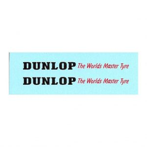 Dinky 290 Double Decker Bus   DUNLOP TYRES