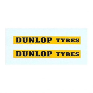 Dinky 29c Pre-War Double Decker Bus   DUNLOP TYRES