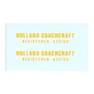 Dinky 31 Holland Coachcraft Van