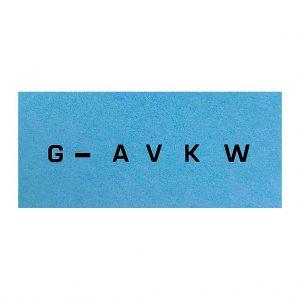 Dinky 63b / 700 Seaplane   Wing Letters