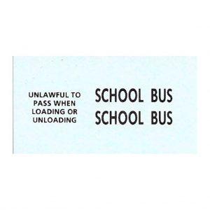 Dinky 949 Wayne Bus   School Bus