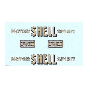 Hornby O Gauge Tanker | Motor SHELL Spirit