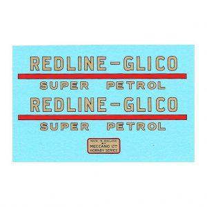 Hornby O Gauge Tanker | Redline-Glico