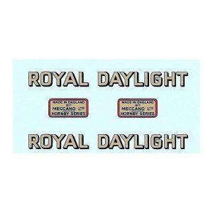 Hornby O Gauge Tanker | Royal Daylight