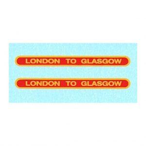 Matchbox 21a/b Coach | London to Glasgow