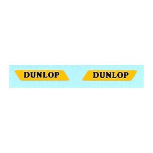 Matchbox 25a Bedford Van | Dunlop