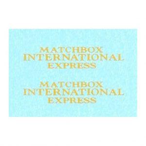 Matchbox 34a Volkswagen | International Express