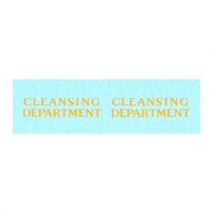 Matchbox 38a Karrier Truck | Cleansing Department