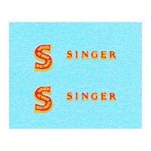 Matchbox 59a Ford Thames Van | Singer