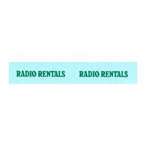 Matchbox 62 Commer Van | Radio Rentals