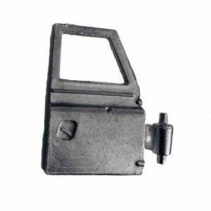Dinky 282/442 Land Rover | Right Hand Door White Metal