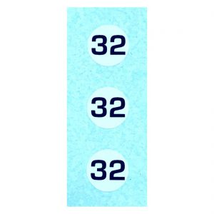 Dinky 236 Connaught   Racing Car Number 32 Waterslide Transfer/Decal