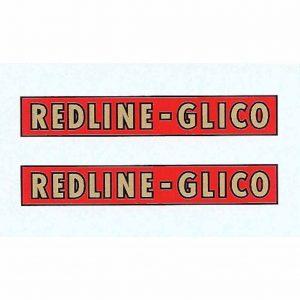 Dinky 25d Petrol Tanker | REDLINE-GLICO Waterslide Transfer/Decal
