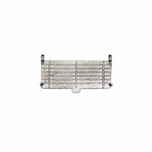 Dinky 25m/410 Bedford End Tipper Tailgate White Metal