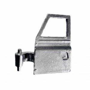 Dinky 282/442 Land Rover | Left Hand Door White Metal